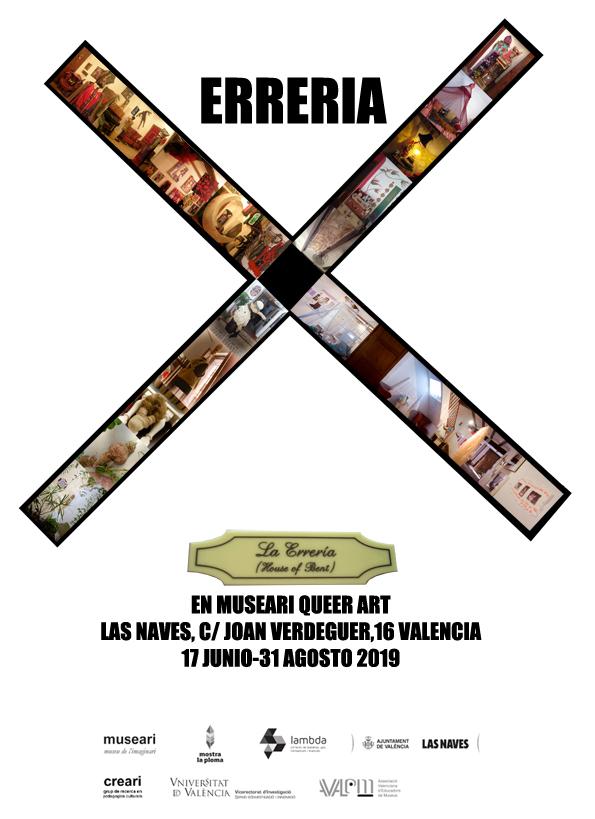 Erreria X cartel web